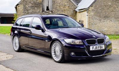 BMW Alpina D3 Bi-turbo Touring 2011