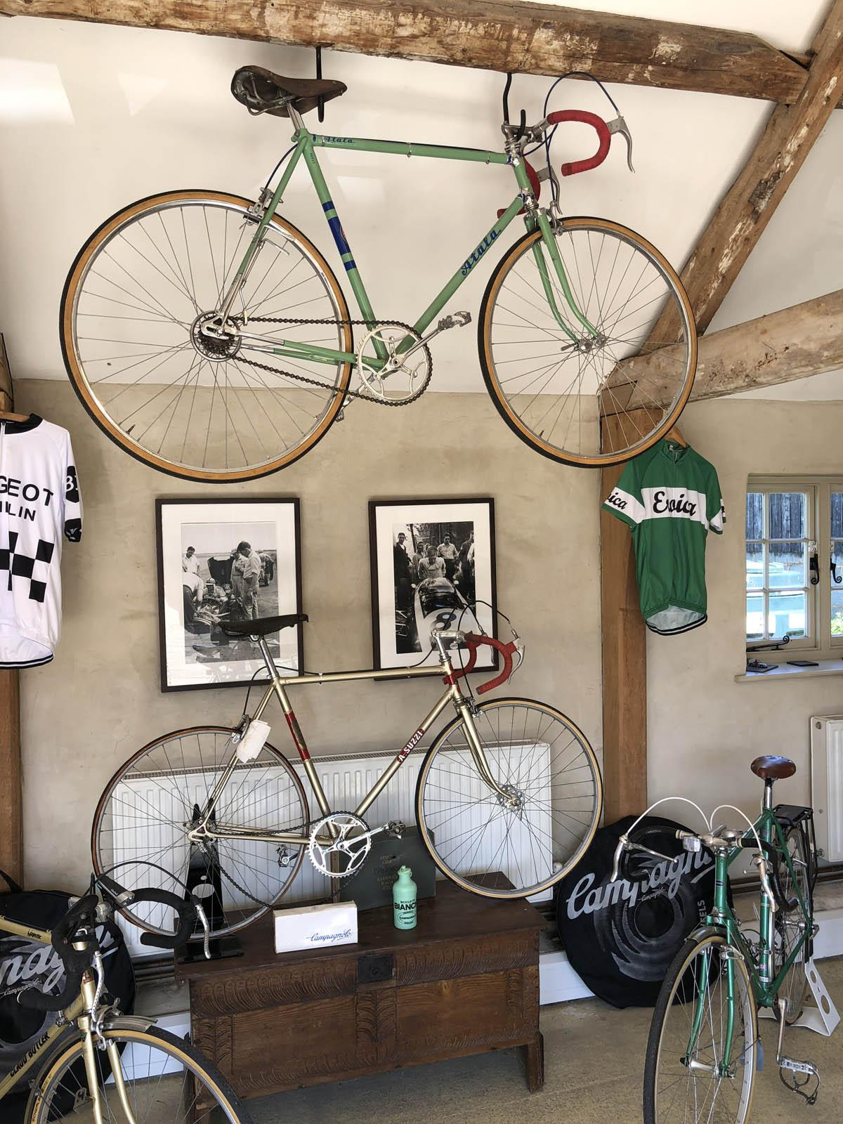 A Private Collection of Classic Bicycles