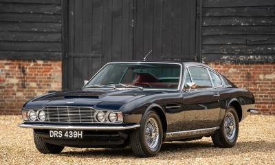 Aston Martin DBS Vantage ZF 5 Speed 1969