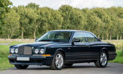 Bentley  Continental R Coupe 1998