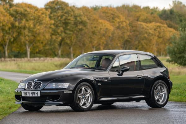 BMW Z3M Coupe 2000