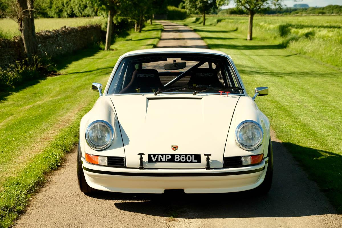 Porsche 911S to S/T with HTP Papers 1973