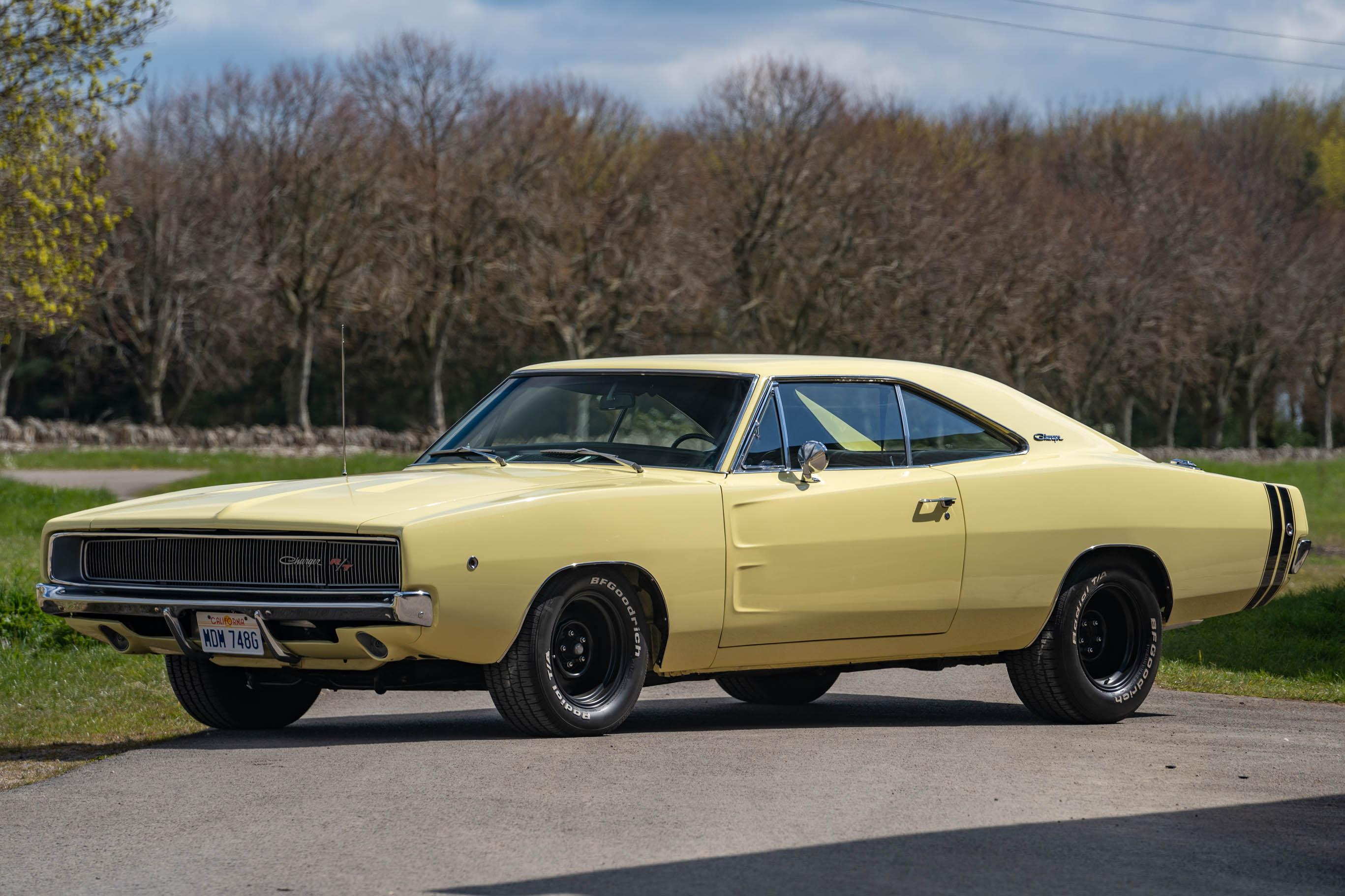 Dodge Charger R-T 1968