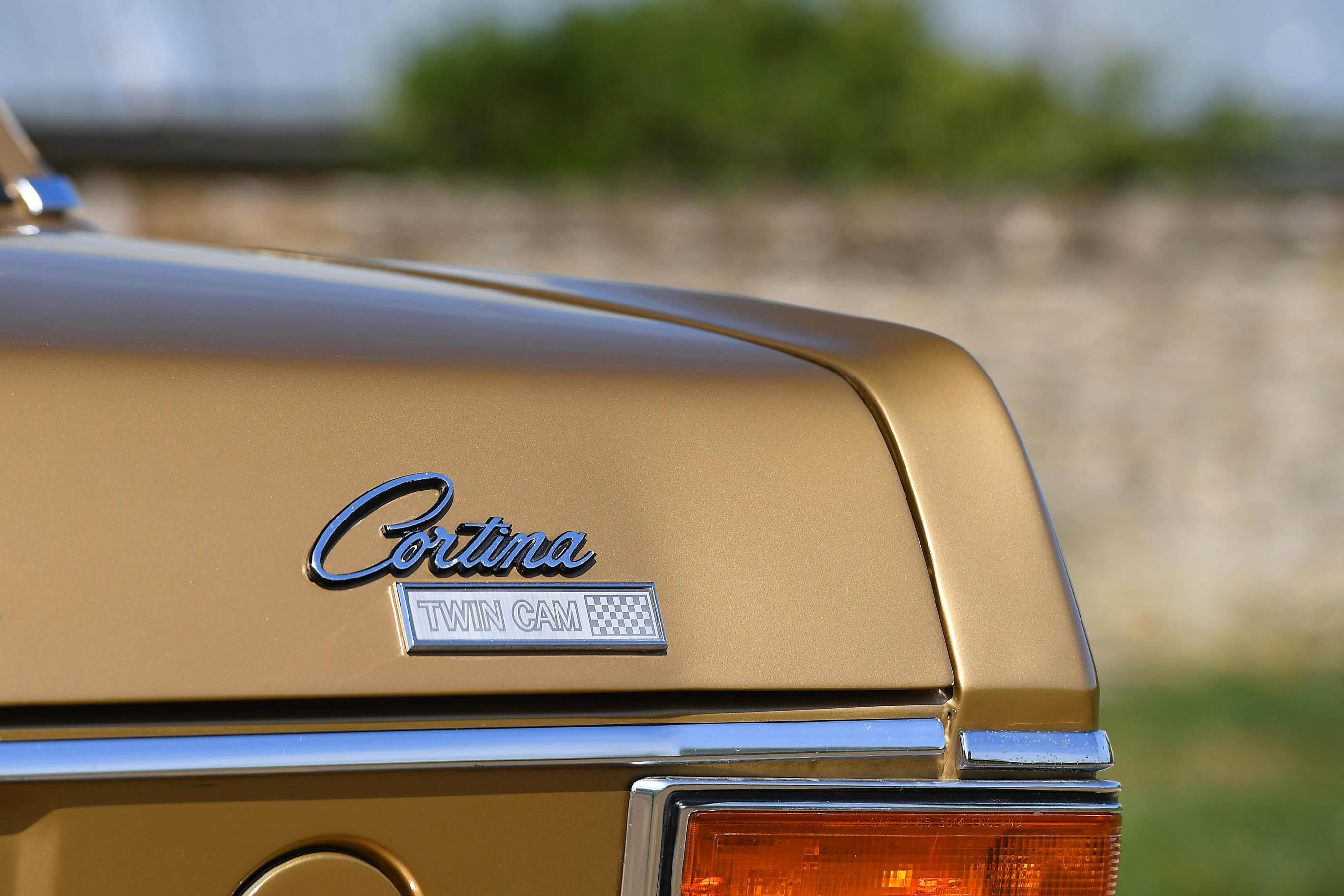 Ford Lotus Cortinas
