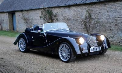 Morgan Plus 8 2017