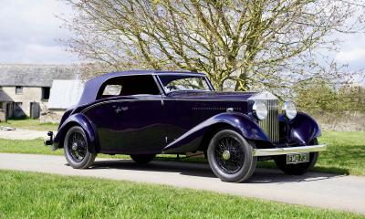 Rolls Royce 20/25 Drophead Coupe  1932