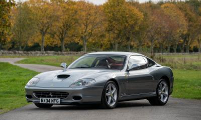 Ferrari 575M Manual & Fiorano 2004
