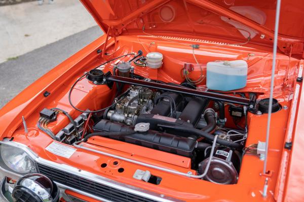 Ford Escort Twin Cam 1972