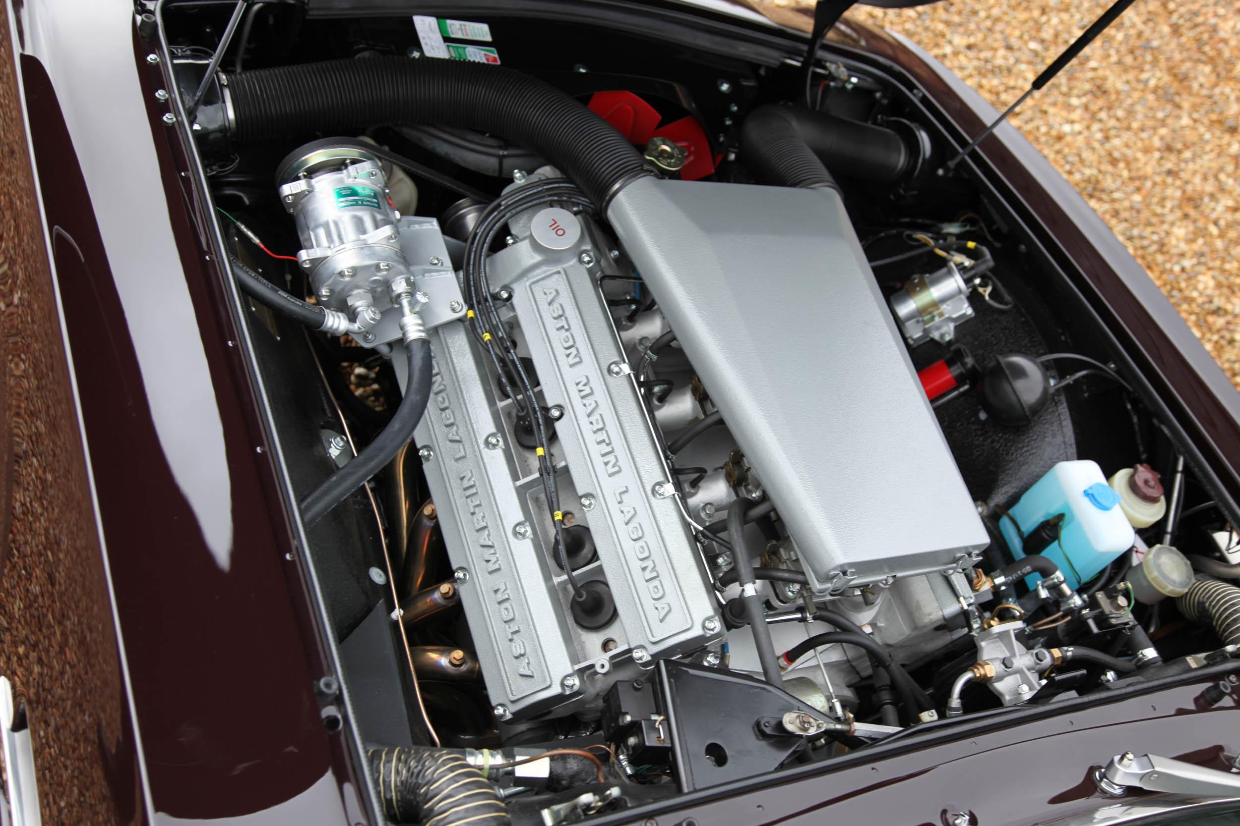 1985 Aston Martin V8 Vantage 7 Litre
