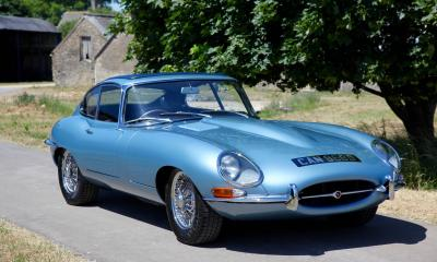 Jaguar E Type S1 4.2 Coupe 1966