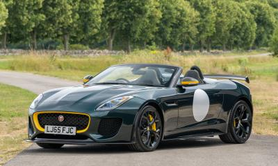 Jaguar SVO Project 7 2015