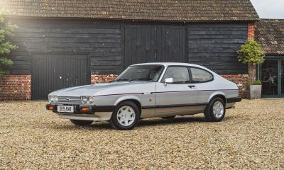 Ford  Capri MkIII 2.8 Injection 1986