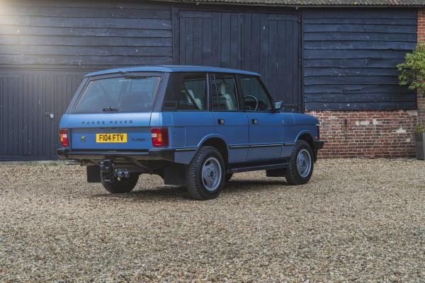 Range Rover Vogue Turbo Diesel 1988