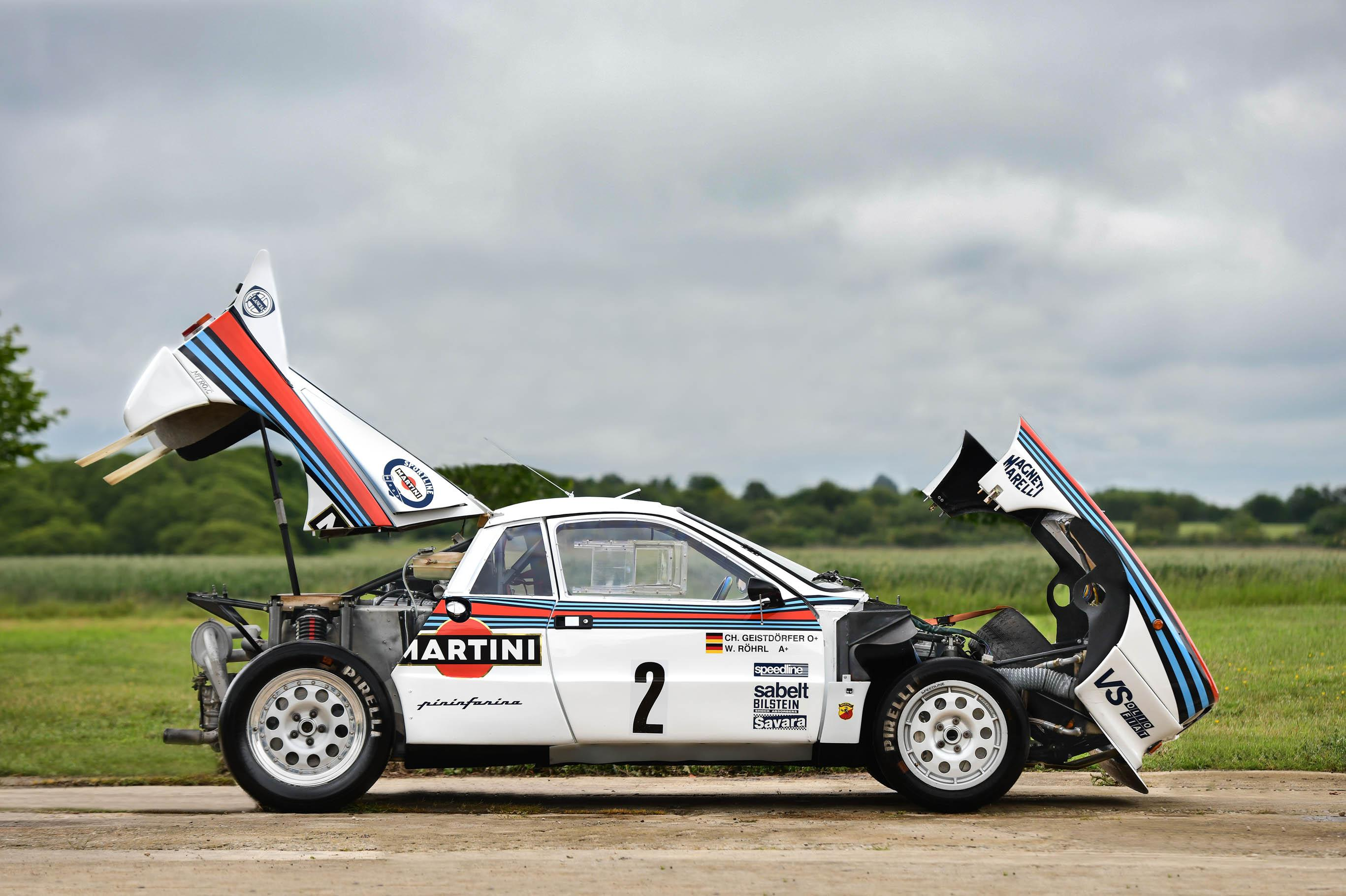 Lancia Rally 037 Works 1983