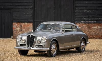 Lancia  Aurelia 6th Series 1958
