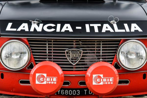 Lancia Fulvia 1.6HF Competition Works Car  1971