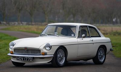 MG LE50 By Frontline 1966