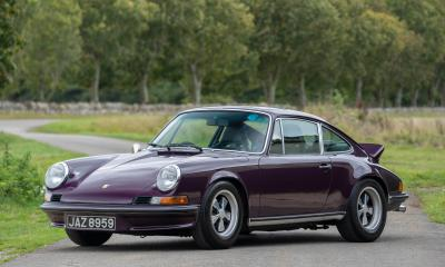 Porsche 911 Carrera RS Touring Evocation