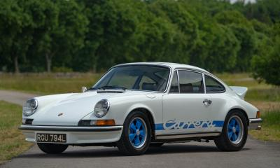 Porsche 911 Carrera 2.7 RS Touring (M472) 1973