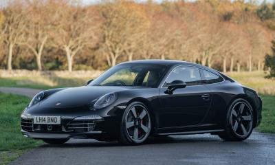 Porsche 991 50th Anniversary Edition with Factory Powerkit 2014